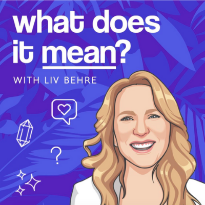 Letting Go of What No Longer Serves You: What Does It Mean?- Interview with Liv Behre