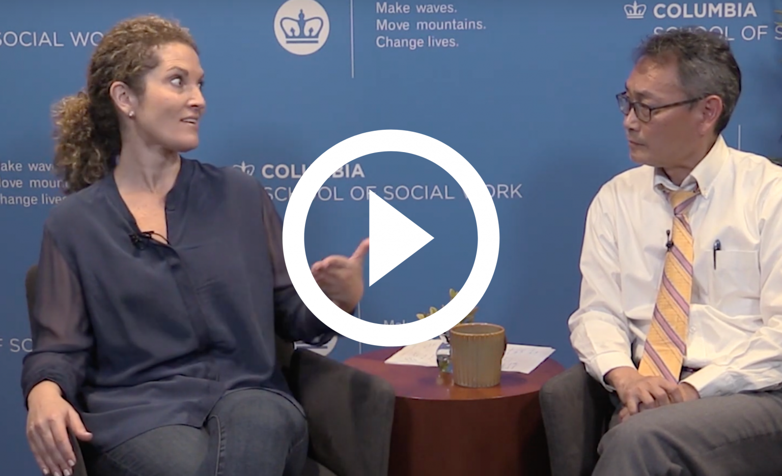 Columbia School of Social Work: Interview with Molly on DBT + Eating Disorders